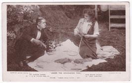 """Charles Cherry. Maxine Elliott """"Under The Greenwood Tree"""" Rotary 3299 B"""