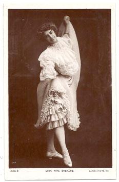 Rita Everard. Rotary 1708 D