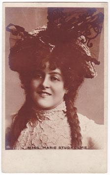 Marie Studholme. Marcus Ward's Series 63
