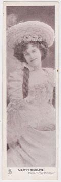 Dorothy Temblett. Tucks bookmark