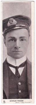 Huntley Wright. Tucks Series 3 bookmark
