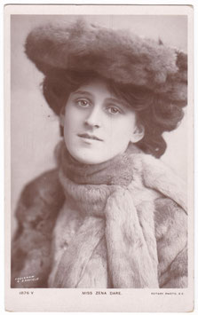 Zena Dare. Rotary 1876 V