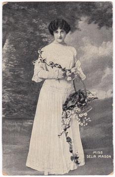 Delia Mason. Misch & Co. Series 333