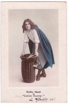 "Bertha Stuart ""Caller Herrin"" Aristophot E 1684"
