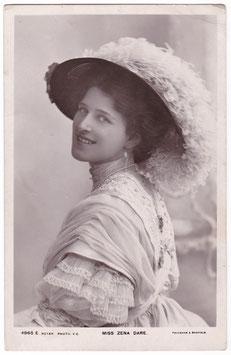 Zena Dare. Rotary 4865 E