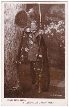 "Lewis Waller ""Robin Hood"" Philco Series 3287 A"