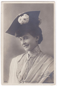 Charlotte Lysés. SIP 1012