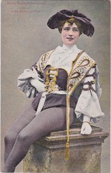 Ruth Lytton. Drury Lane Panto. Valentine's Series