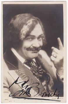 Arthur Bourchier. Rotary 147 C. Signed postcard