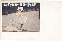 Little Bo Peep. David Allen & Sons