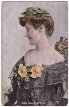 Maud Leslie. Tucks 4470