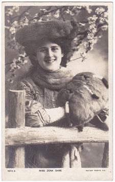Zena Dare. Rotary 1673 A