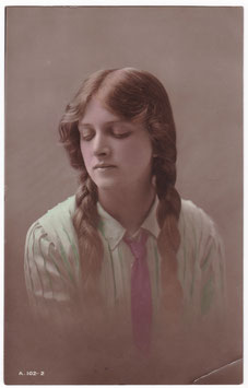 Gladys Cooper. Rotary A 102-2