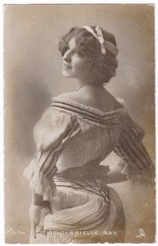 Gabrielle Ray. Tucks G 980