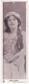 Agnes Fraser. Tucks Series 3 bookmark