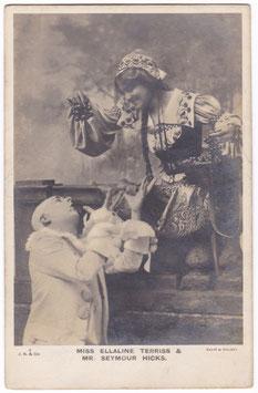 Ellaline Terriss and Seymour Hicks. Beagles 2