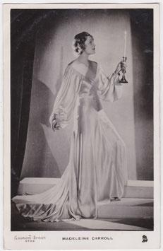 Madeleine Carroll. Tucks No 7
