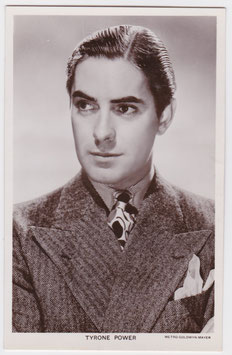 Tyrone Power. Picturegoer 1215a