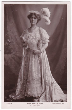 Phyllis Dare as Cinderella. Rotary 4369 A