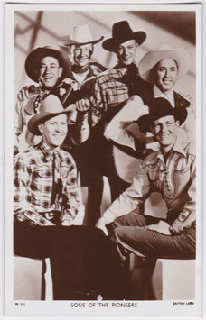 Sons of the Pioneers. Picturegoer W 512