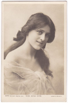 Zena Dare. Rotary 1607d