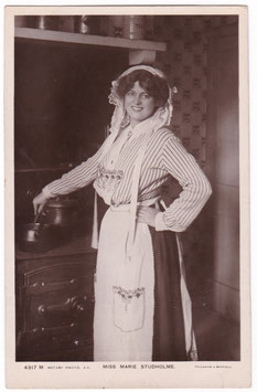Marie Studholme. Rotary 4317 M