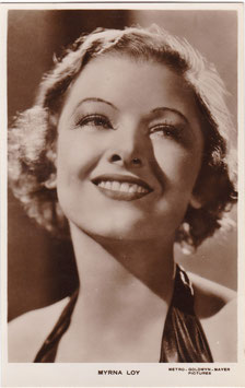 Myrna Loy. MGM Pictures