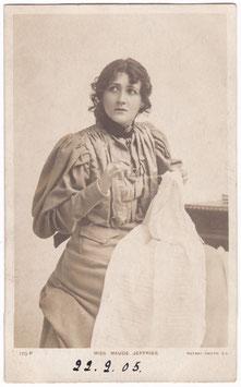 Maud Jeffries. Rotary 70 P