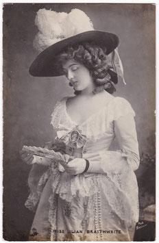 Lilian Braithwaite. Tucks G 63