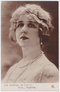 Gabrielle Robinne. Reutlinger. Les Vedettes de Cinéma No 13