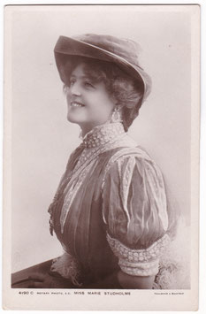 Marie Studholme. Rotary 4190 C