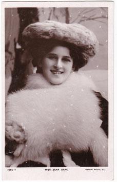 Zena Dare. Rotary 1950 T
