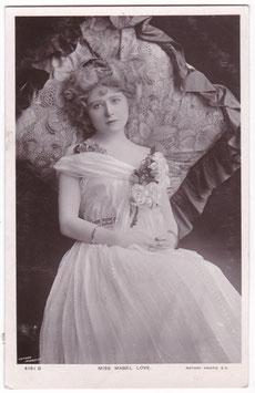 Mabel Love. Rotary 4151 B