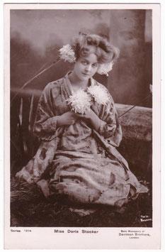Doris Stocker. Davidson Series 1914