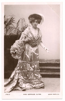 Gertrude Glynn. Rotary 1792 E