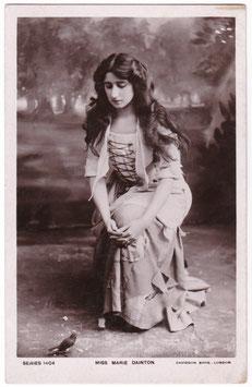 Marie Dainton. Davidson 1404