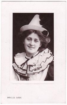 Phyllis Dare. Rotary ??28