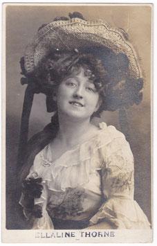 Ellaline Thorne. J Thorley Wrench