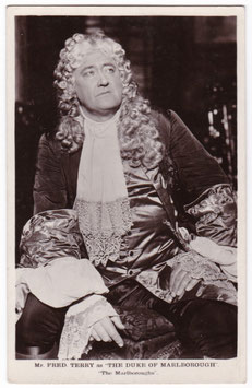 Fred Terry as The Duke of Marlborough