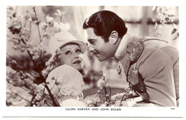 Lilian Harvey and John Boles. Film Partners P 104
