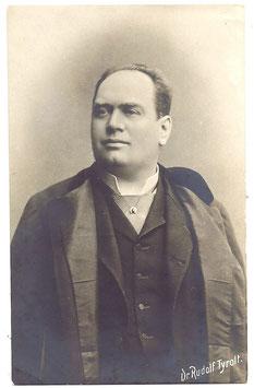 Rudolf Tyrolt.