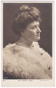 Winifred Emery. Rotary 181 D