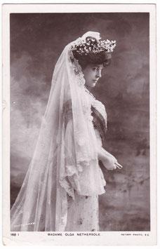 Olga Nethersole. Rotary 168 I