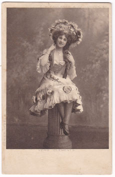 Venie Clements. Comedienne and dancer. Series 251 A