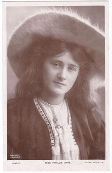 Phyllis Dare. Rotary 1948 C