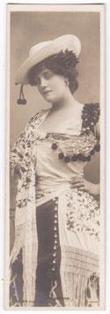 Evie Greene. Rotary bookmark
