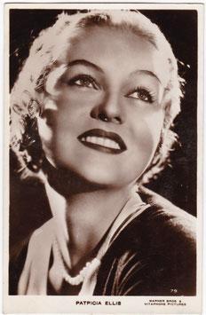 Patricia Ellis. Warner Bros. 79