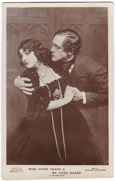 "Doris Keane and Owen Nares ""Romance"" Beagles 237 P"
