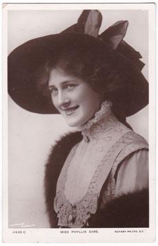 Phyllis Dare. Rotary 11439 C
