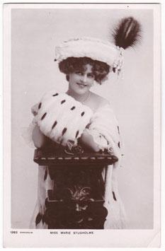 Marie Studholme. Davidson Series 1263